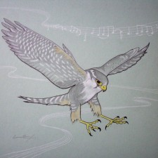 Ryan's Falcon (Seize the Day)